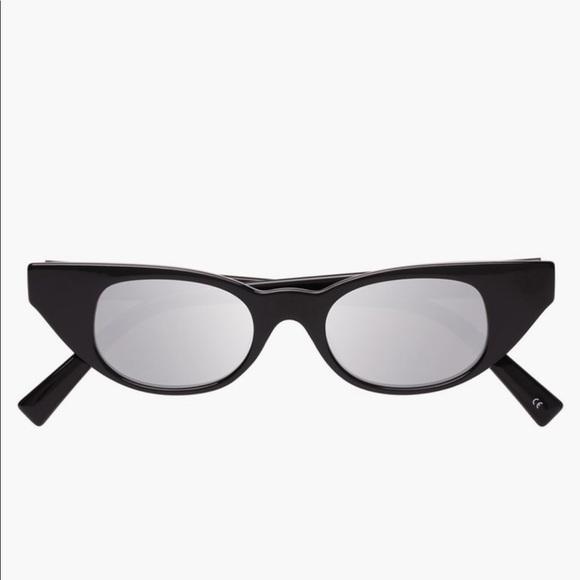 93774eff75f1f Le Specs x Adam Selman The Breaker sunglasses